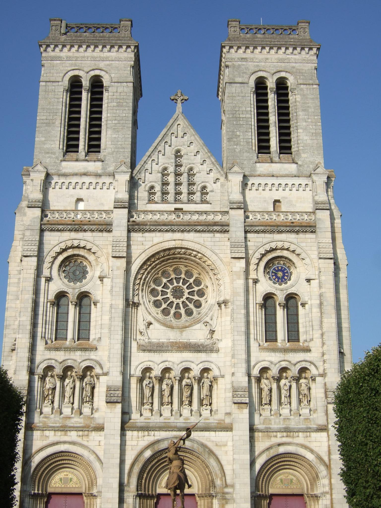 Basilique Saint Donatien